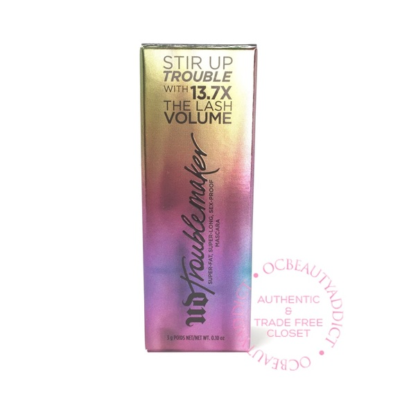 1eda6c12330 Urban Decay Makeup | Troublemaker Mascara Mini Black | Poshmark